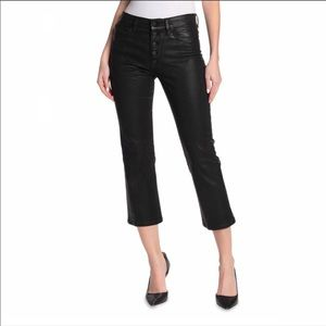 Joe's Jeans Callie High Rise Bootcut Crop Pants